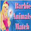 Barbie Animals Match