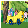 Dora Animal Rescue Rush icon