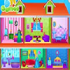 Frozen Sisters Doll House Decor