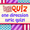 One Direction Lyric Quiz icon