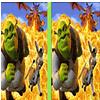 Shrek Spot The Difference