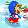 Snowy Mario 4