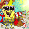 Spongebob Hidden Objects Game