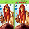 The Lion King Spot The Difference